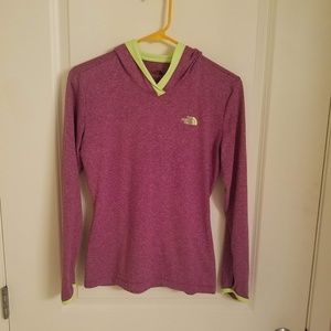 The North Face Purple Athletic Top